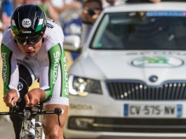 Jiří Ježek na Tour de France