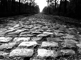 Paříž-Roubaix kostky