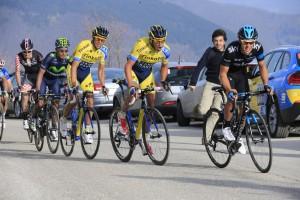 Alberto Contador - Tirreno Adriatico 2014