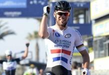 Mark Cavendish vítěz 2 etapy kolem Turecka