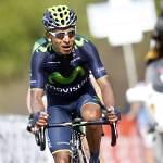 Nairo Quintana vítěz 16. etapy Giro 2014