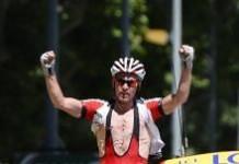 Jurij Trofimov vítěz 4. etapy na Dauphiné 2014