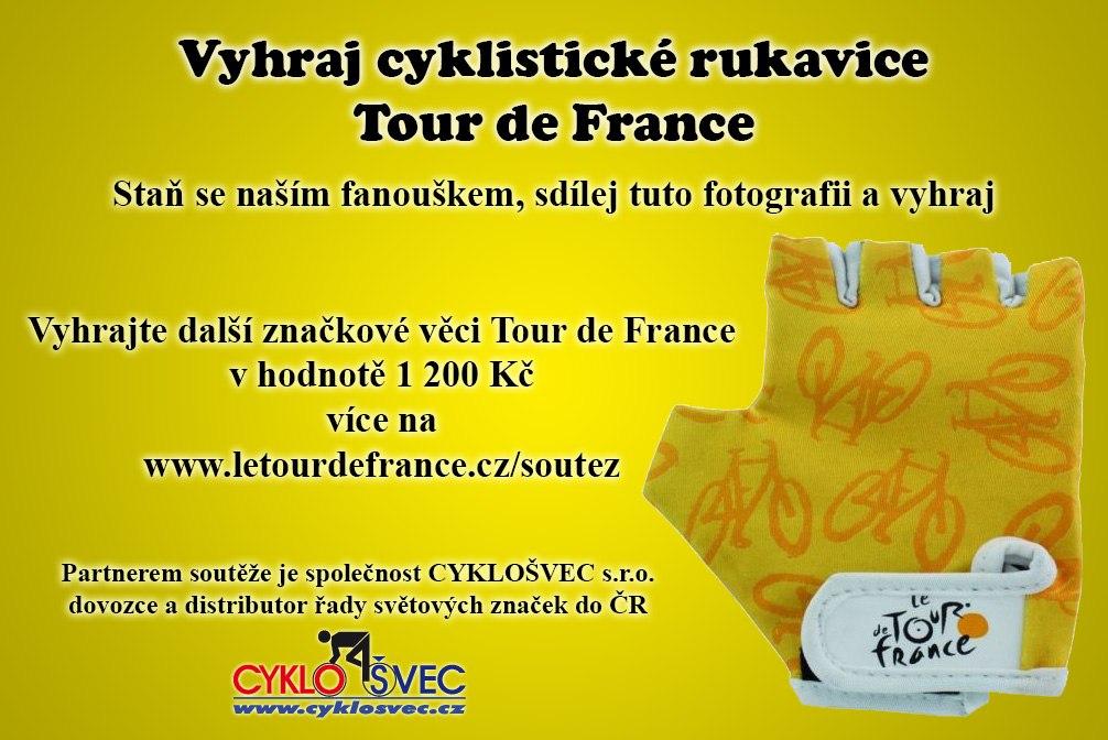 Soutěž Tour de France 2014
