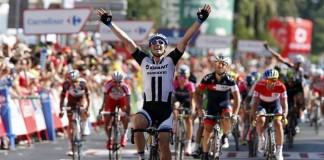 John Degenkolb vítěz 4. etapy Vuelta 2014