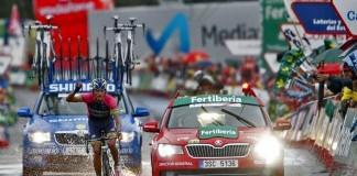 vítěz 9.etapy Vuelty 2014