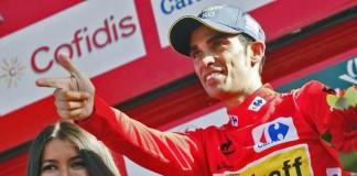 Alberto Contador Vuelta 2014