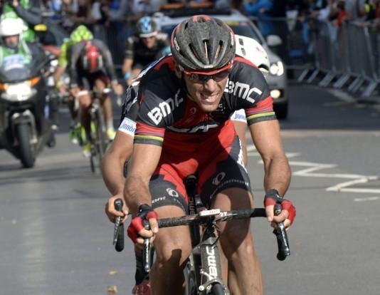 Philippe Gilbert, vítěz 2. etapy na Kolem Pekingu