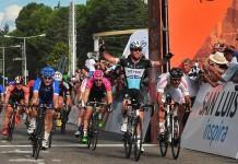 Mark Cavendish na Tour down under