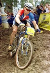 Cadel Evans cyklokros