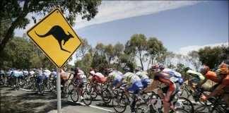 Peloton Tour Down Under