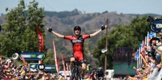 Rohan Dennis na Tour Down Under