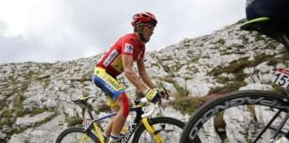 Alberto Contador na Ruta del Sol
