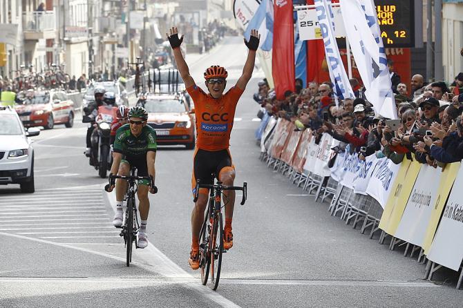 Maciej Paterski vítězí na Volta a Catalunya 2015