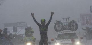 Nairo Quintana vyhrál 5. etapu závodu Tirreno - Adriatico