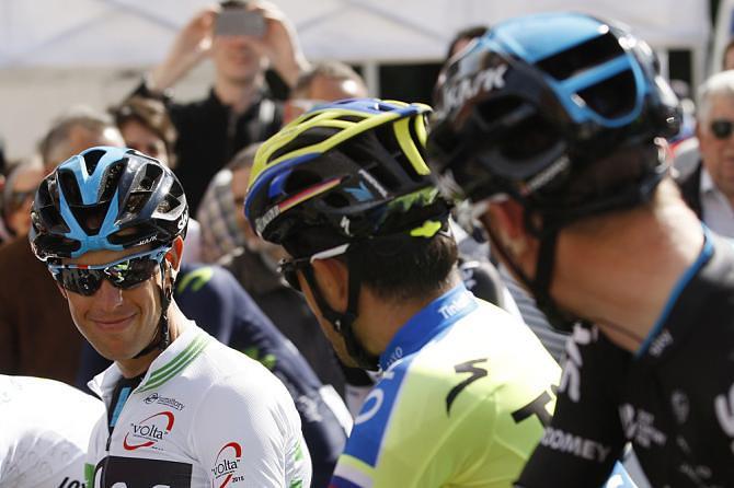 Richie Porte, Alberto Contador a Chris Froome