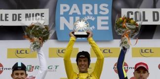 Stupně vítězů na Paříž - Nice 2015