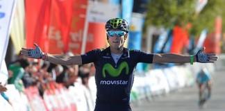 Vítěz závěrečné etapy Volta Ciclista a Catalunya Alejandro Valverde