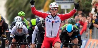 Alexander Kristoff vítěz na Milan - San Remo
