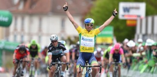 Albasini vyhrál už druhou etapu na Okolo Romandie