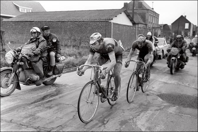 Kanibal na trati Roubaix