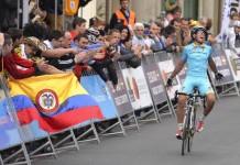 Mikel Landa zvítězil v královské etapě Kolem Baskicka