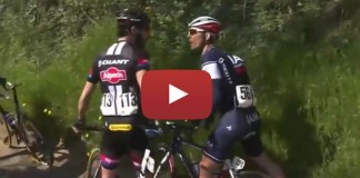 Potyčka na Amstel Gold Race