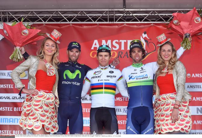 Stupně vítězů na Amstel Gold Race