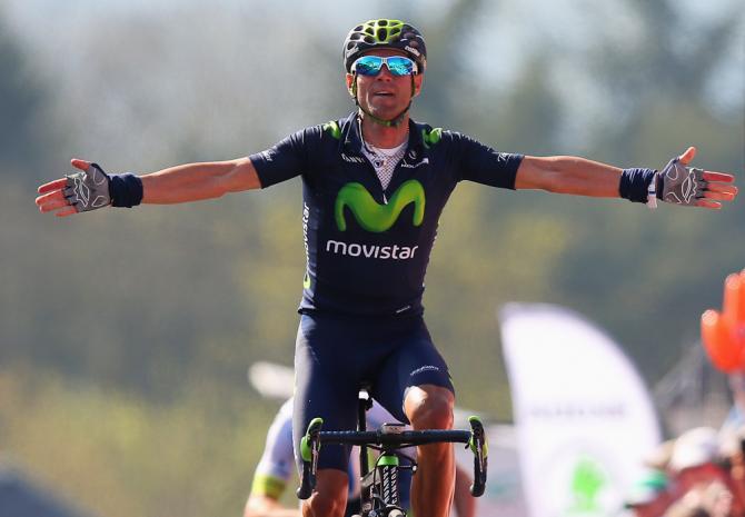 Alejandro Valverde - Movistar