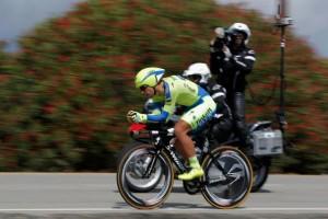 Amgen Tour of California, Peter Sagan si zde upevnil vedení v závodě