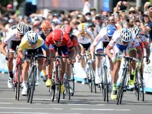 Cavendish vítězí v 2. etapě Kolem Kalifornie