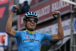 MikeMikel Landa vyhrál i 16. etapul Landa vyhrál další etapu na Giru
