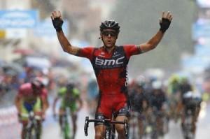 Philippe Gilbert vyhrál 12. etapu Gira