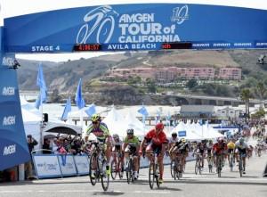 Sagan se konečně dočkal a vyhrál ve 4. etapě Kolem Kalifornie