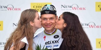 Tony Martin, vítěz poslední etapy