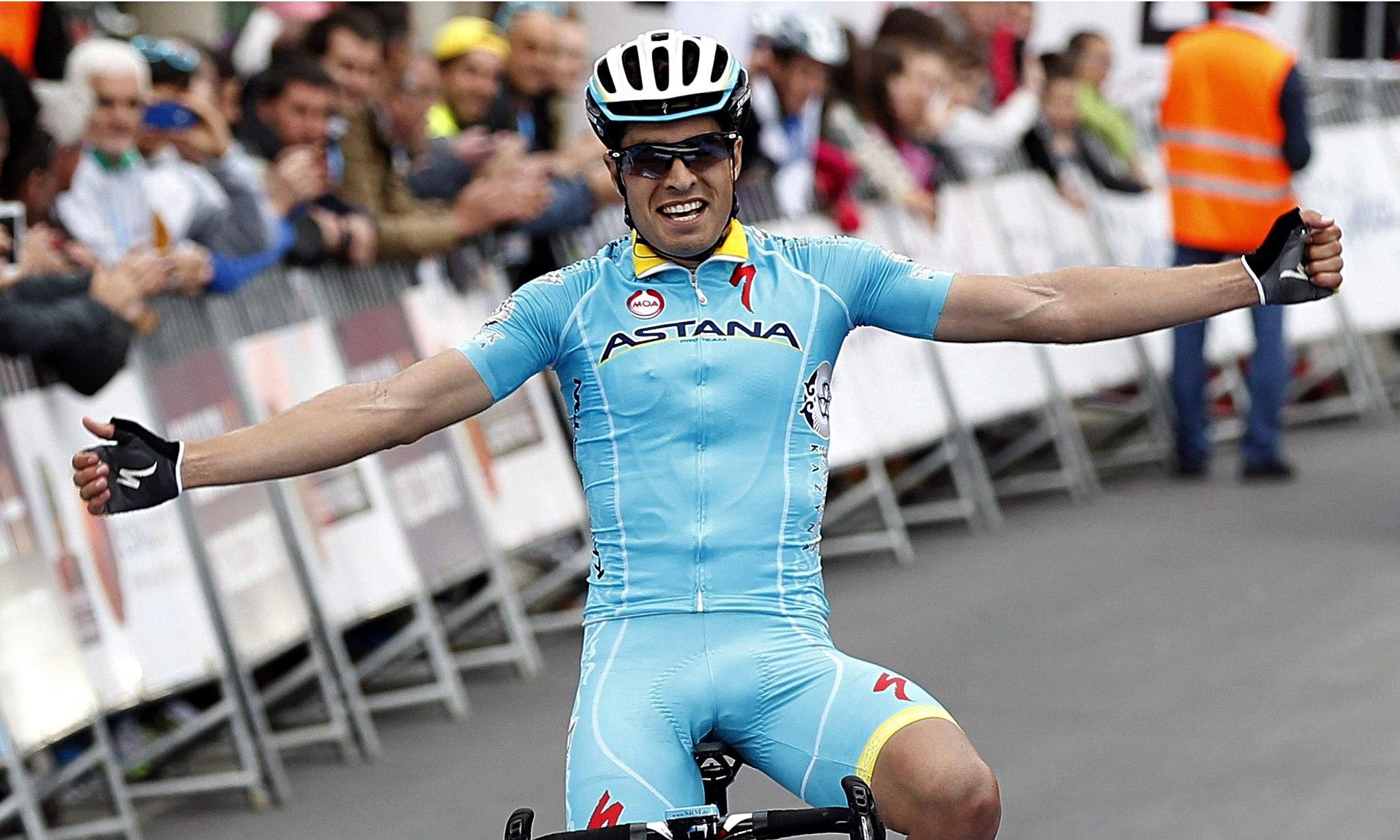 Španiel má výborn´ý doterajší priebeh sezóny, zvíťazil aj v 5. etape Okolo Baskicka
