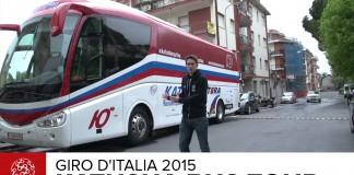 Autobus Katusha Pro Team