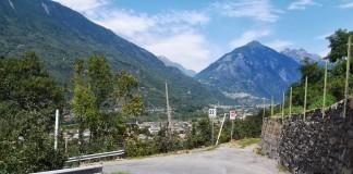 Mortirolo - stoupání 16. etapy Giro d'Italia 2015, 2017 i 2019