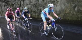 Critérium du Dauphiné - únik Nibali, Costa, Gallopin a Valverde
