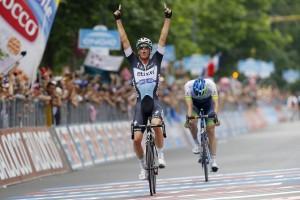Iljo Keisse, vítěz 21. etapy