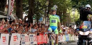 Alberto Contador - Route du Sud