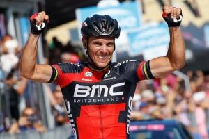 Philippe Gilbert, vítěz 18. etapy