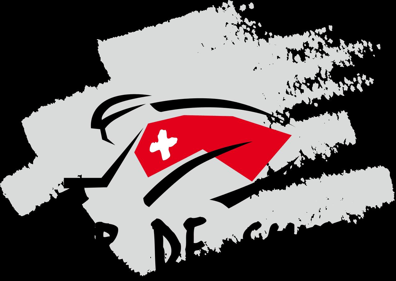 Kolem Švýcarska logo