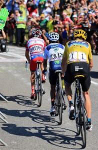 Trojica najsilnejších v roku 2013 - Froome, Quintana a Rodriguéz
