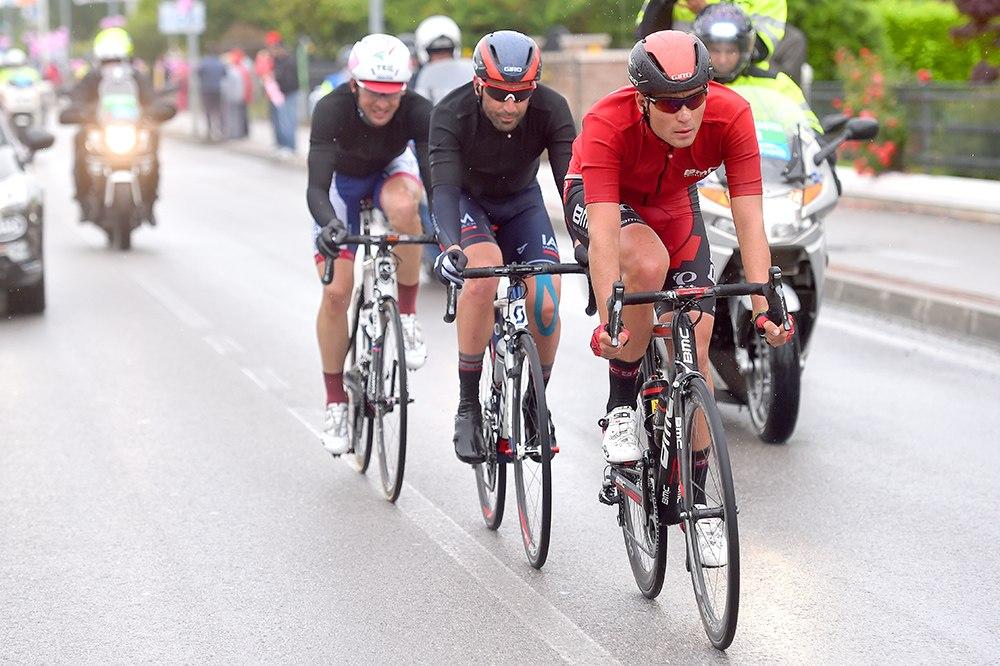 Mladučký Zabel figuroval v úniku 13. etapy