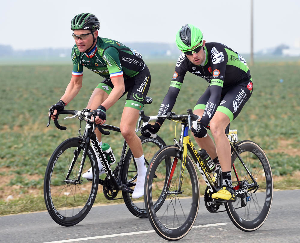 Anthony Delaplace a Thomas Voeckler