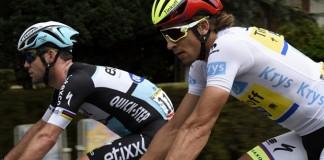 Mark Cavendish a Peter Sagan