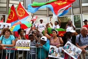 Eritrejští fanoušci