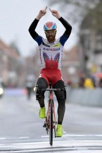 Letošnímu vítězi klasiky Gent - Wewelgem hrozí až čtyřletý trest