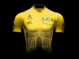 Tour de France žlutý dres 2015