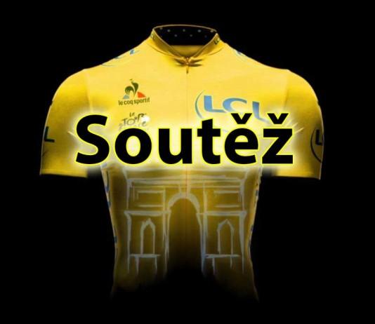 Tour de France žlutý dres - soutěž